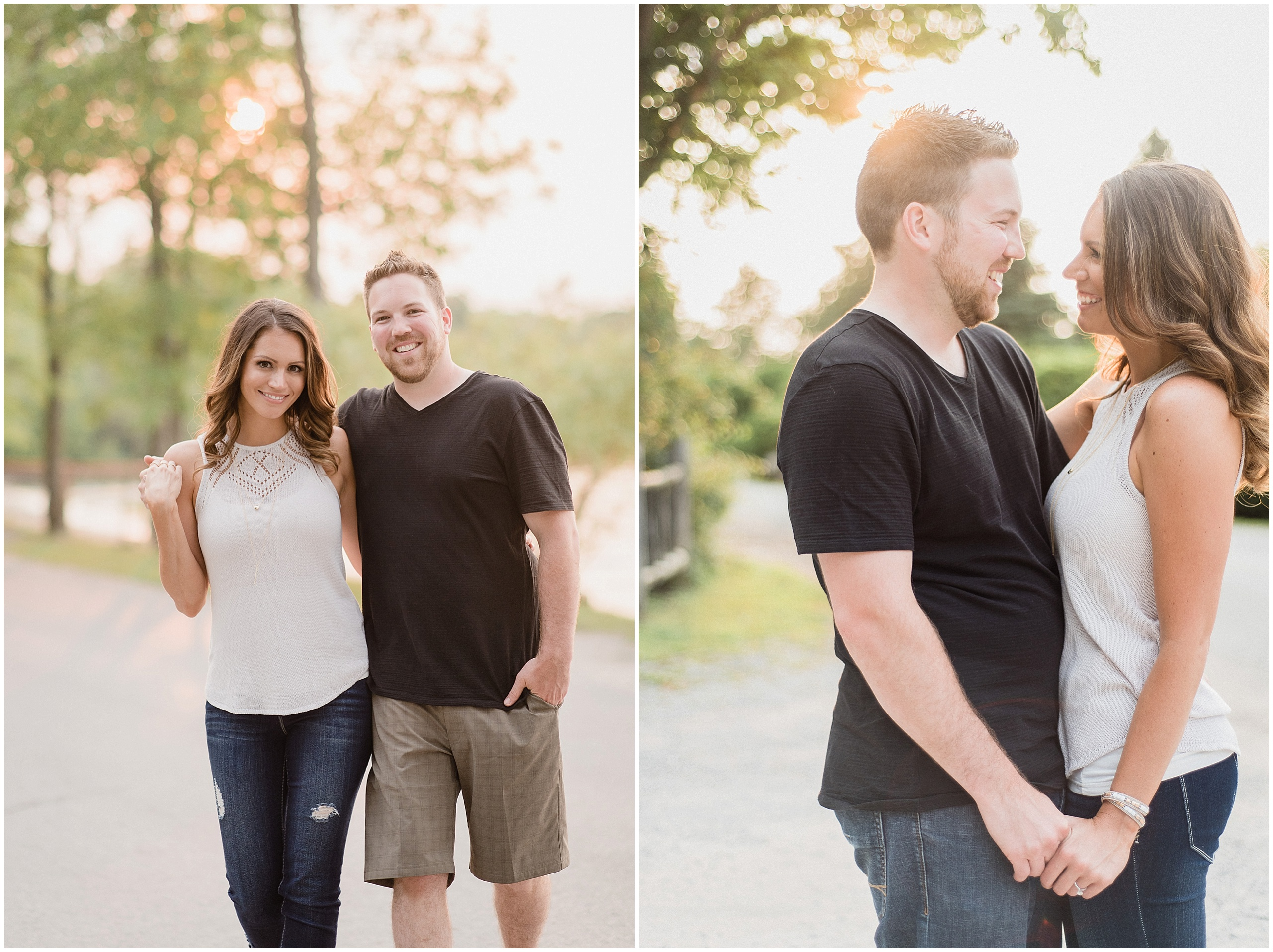 Lake Simcoe Engagement Photos by Jenn Kavanagh Photography