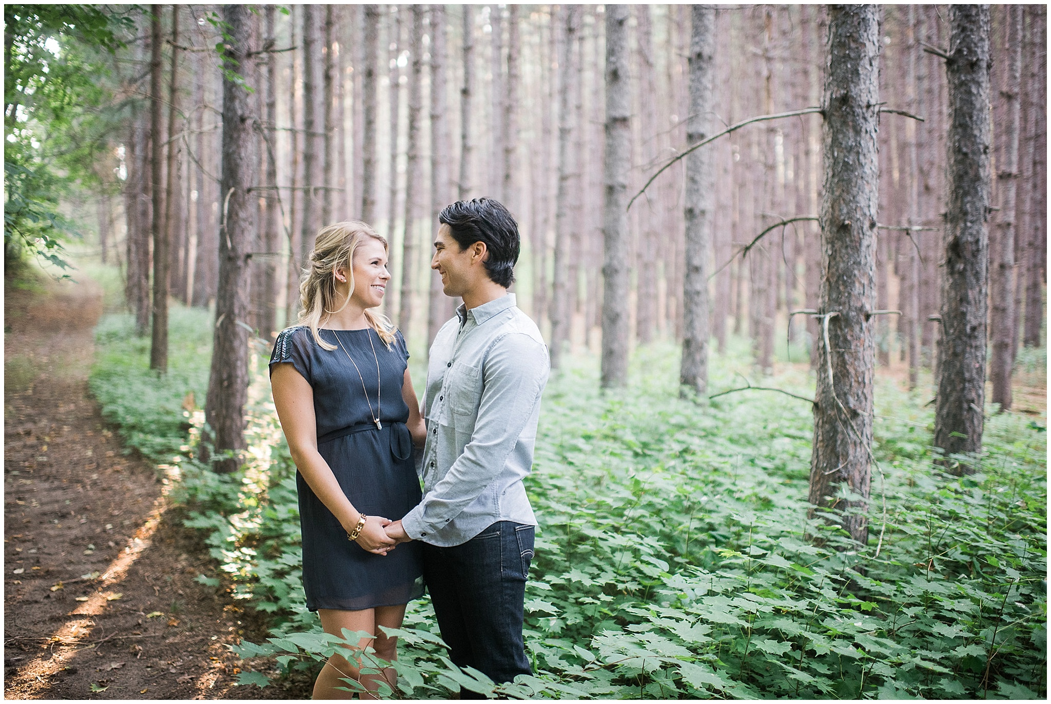 Caledon Engagement Session by Jenn Kavanagh Photography