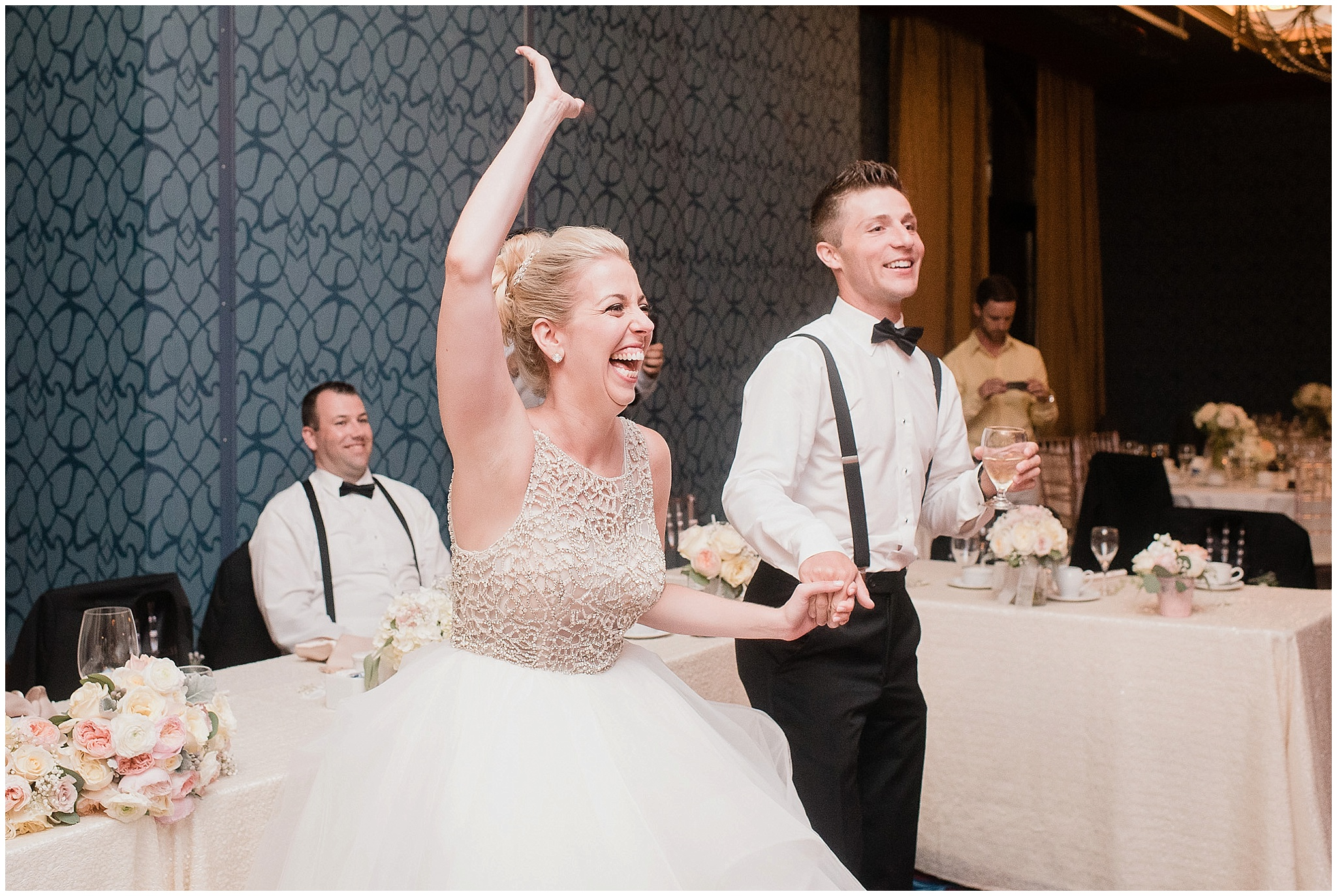 Incredible flash mob dance! Glencairn wedding photographed by Jenn Kavanagh Photography