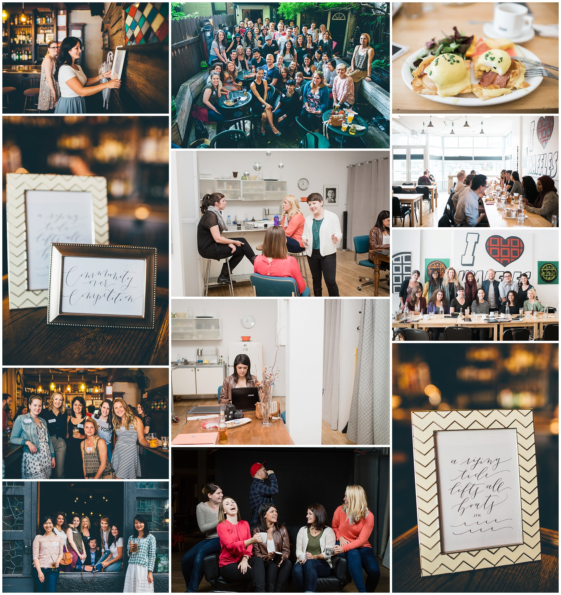 Year in Review: 2015 Behind the Scenes with Jenn Kavanagh Photography