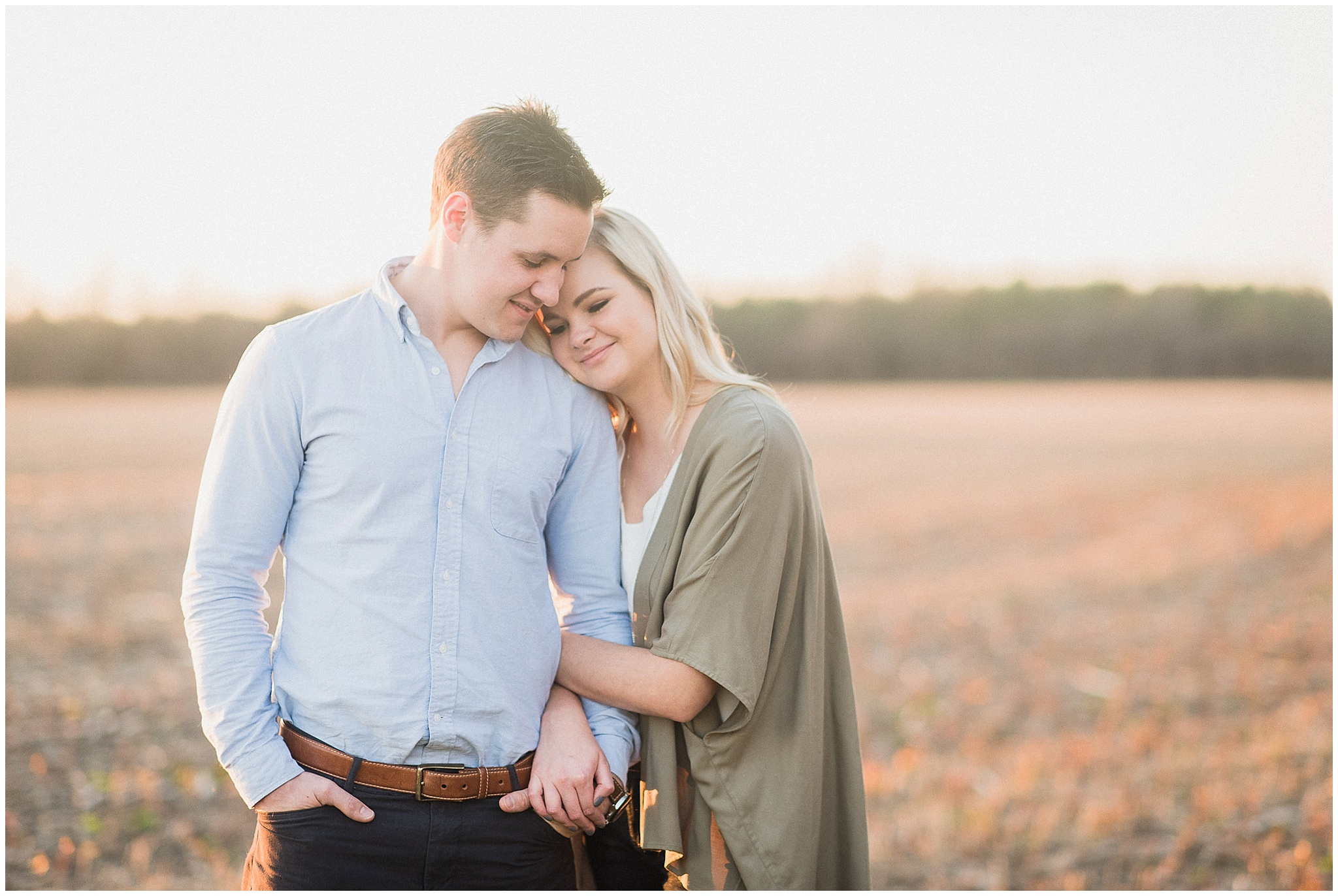 Guelph family farm engagement session photographed by Jenn Kavanagh Photography