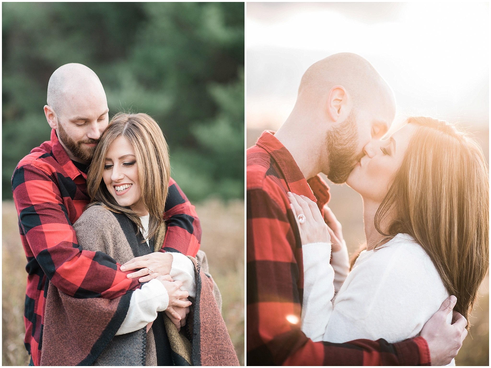 Forks of the Credit Engagement Session by Jenn Kavanagh Photography