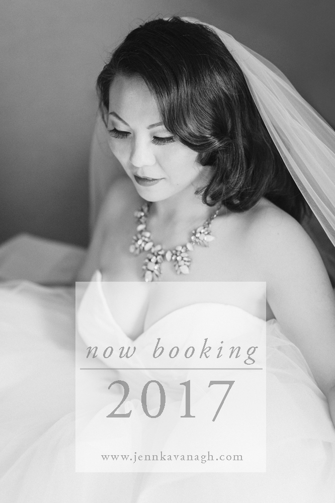 Jenn Kavanagh Photography | Now Booking 2017 Weddings