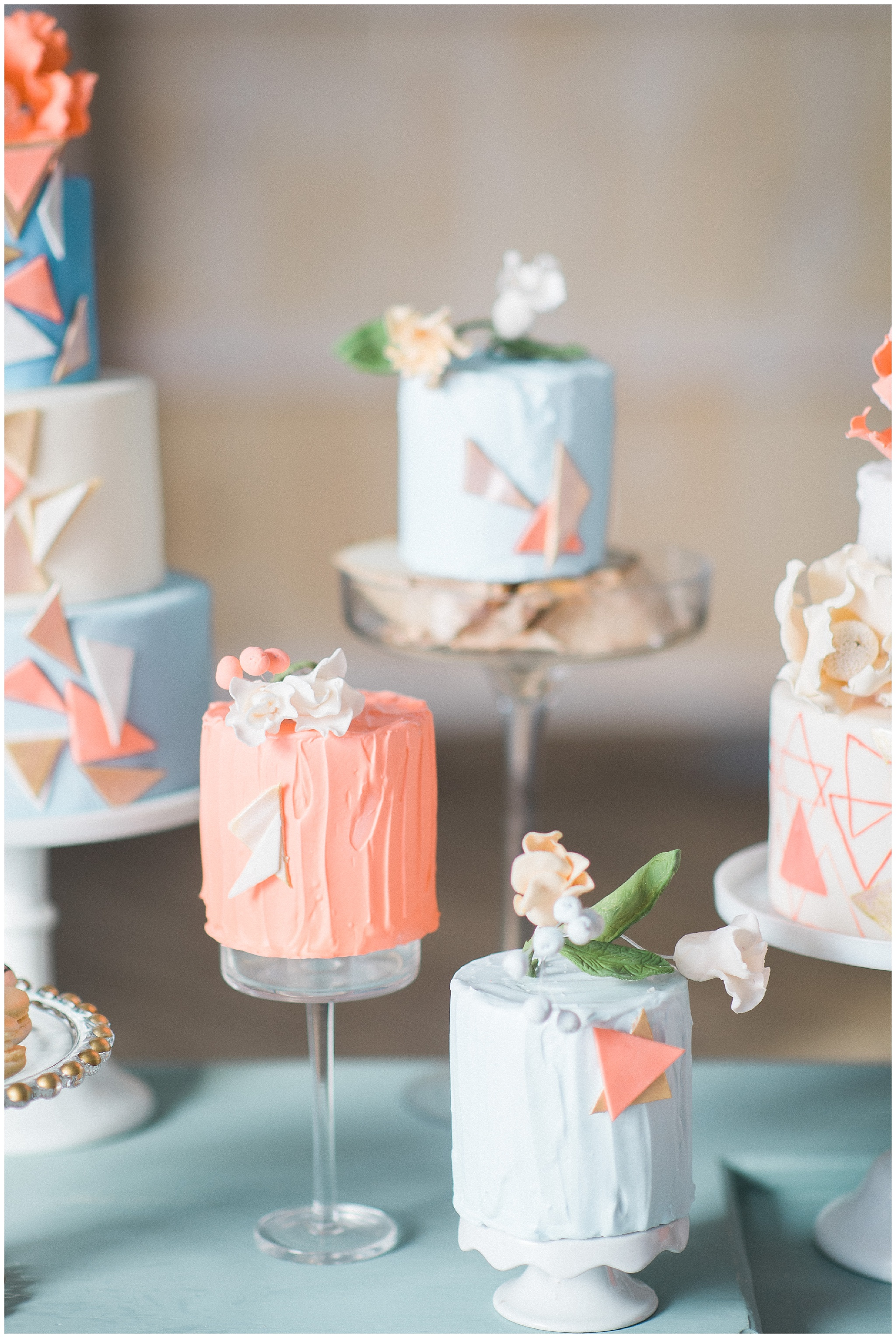 Featured 100 Layer Cake Napa Valley Chic Jenn Kavanagh