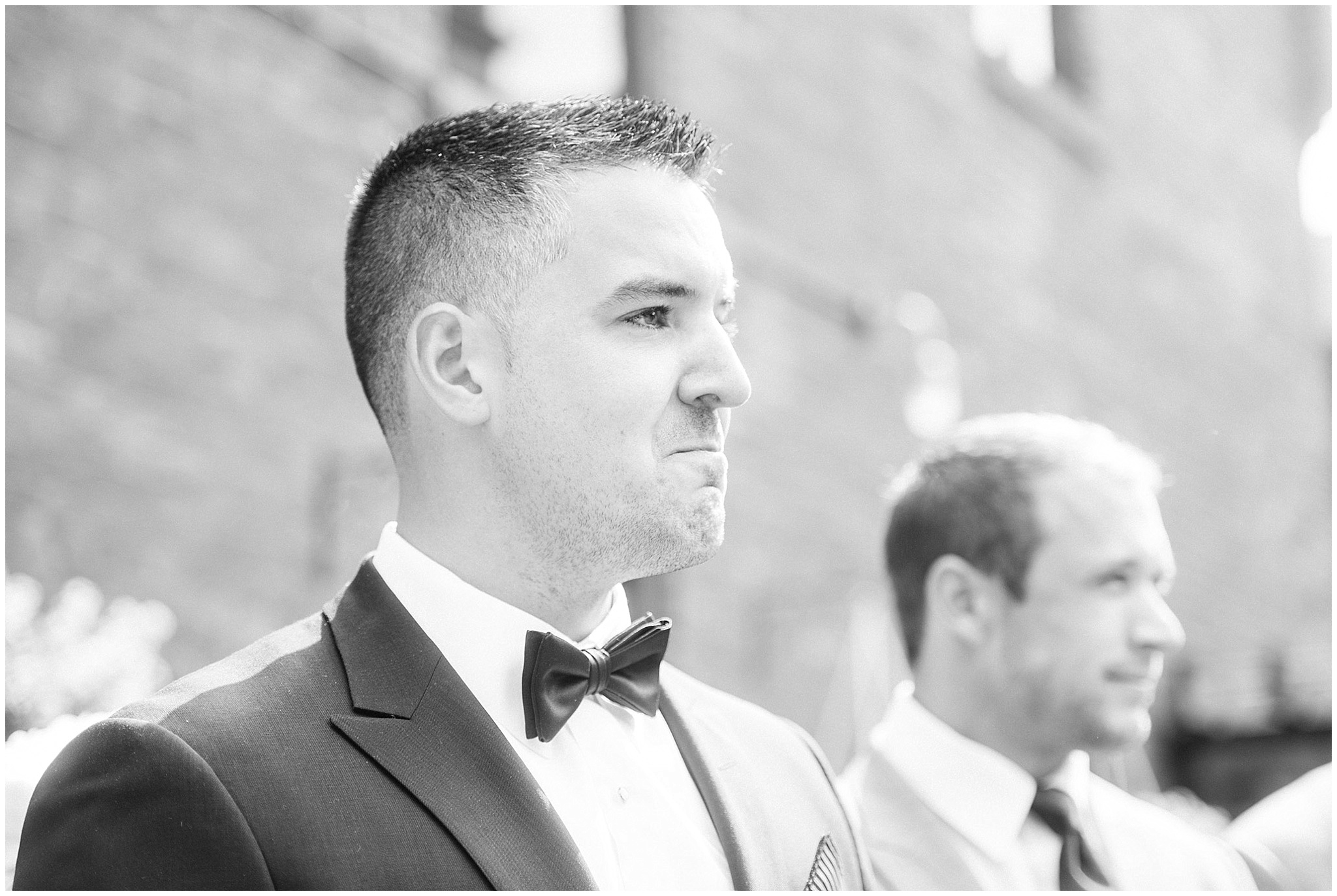 Distillery District wedding by Jenn Kavanagh Photography