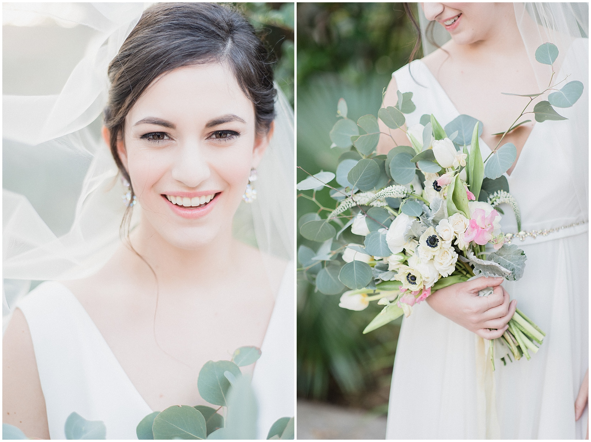 Spring Bridal Session Inspiration | Jenn Kavanagh Photography | Confête Events