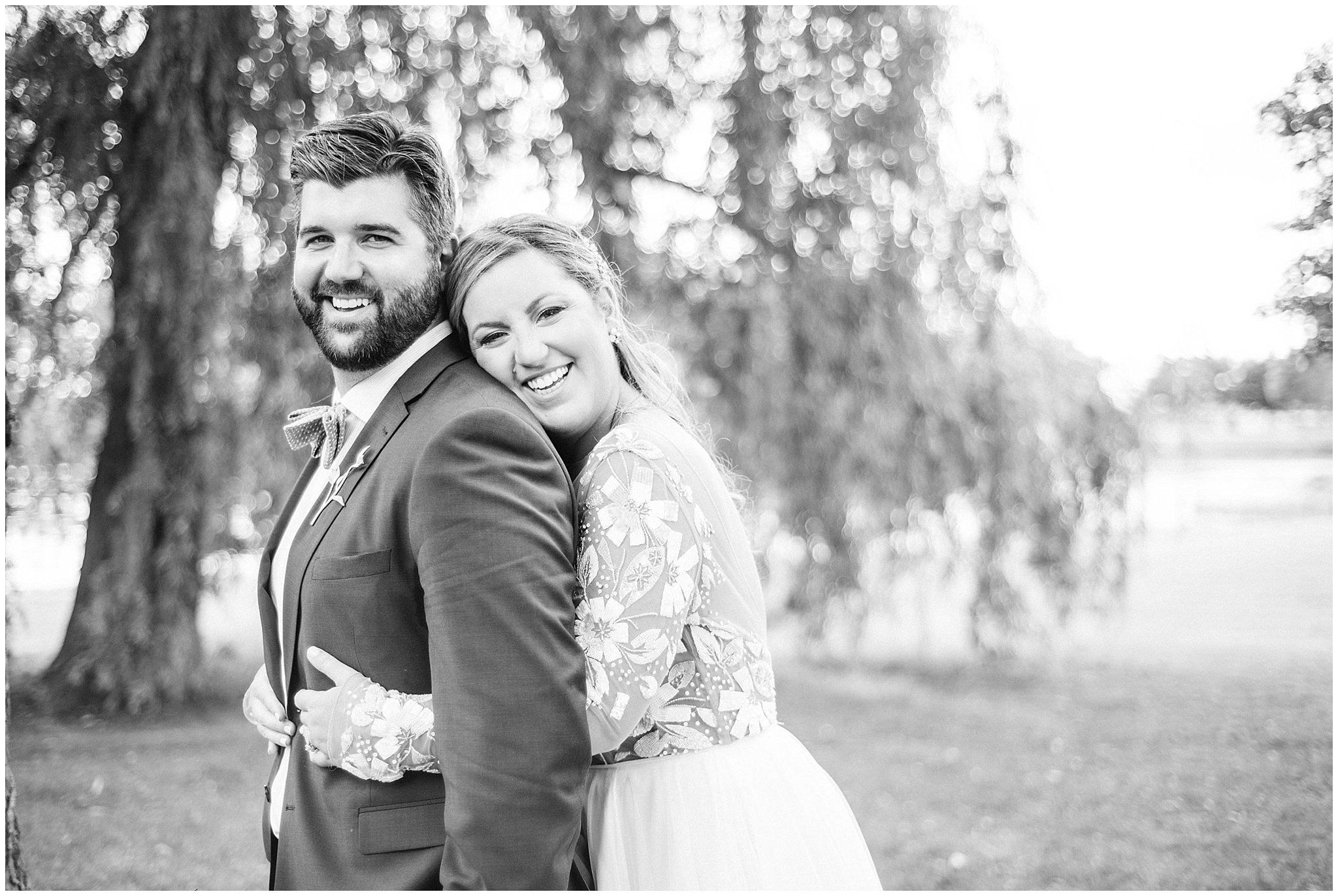 Bride and groom portraits at Tralee Wedding Facility, photographed by Jenn Kavanagh Photography