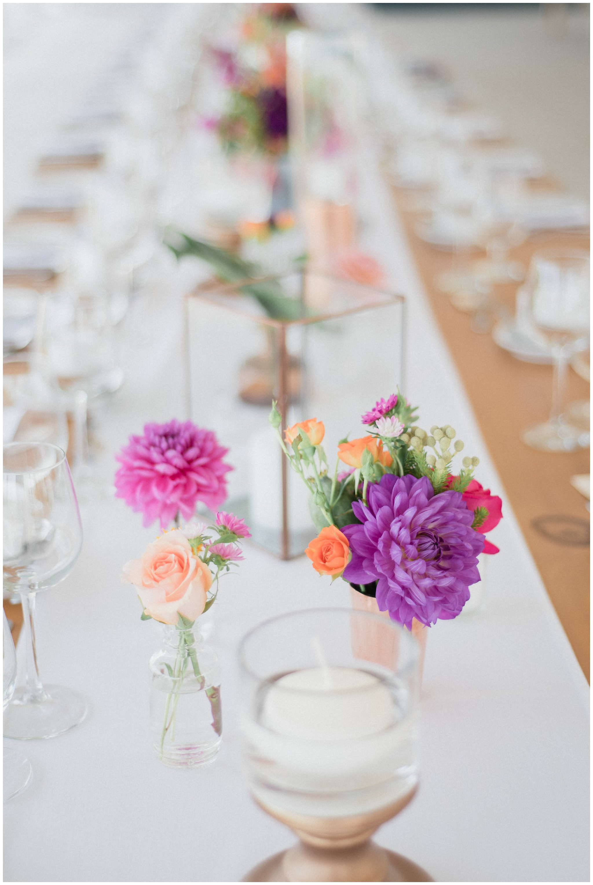 Colourful Ravine Vineyard Wedding by Jenn Kavanagh Photography