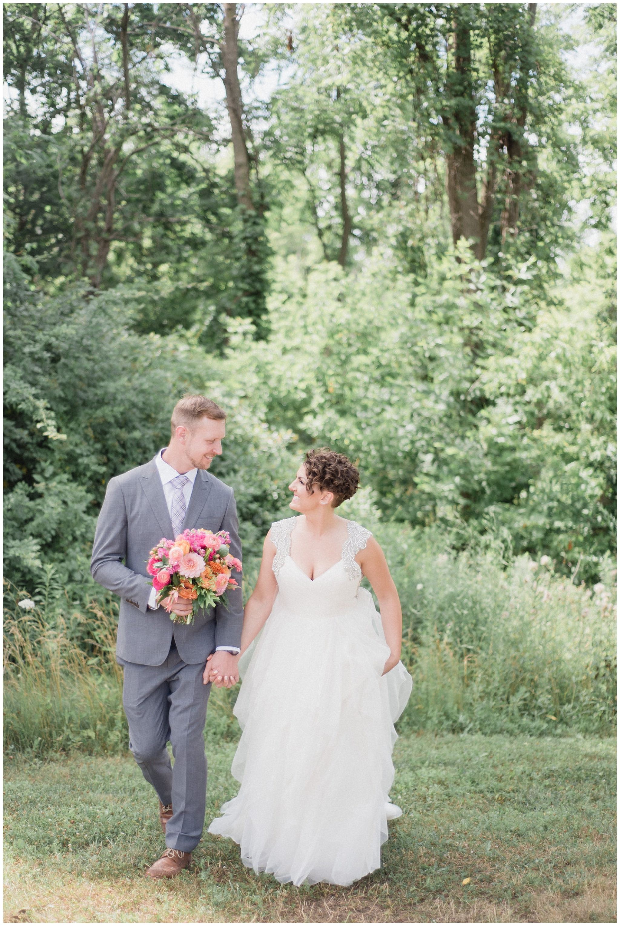 Niagara vineyard wedding by Jenn Kavanagh Photography