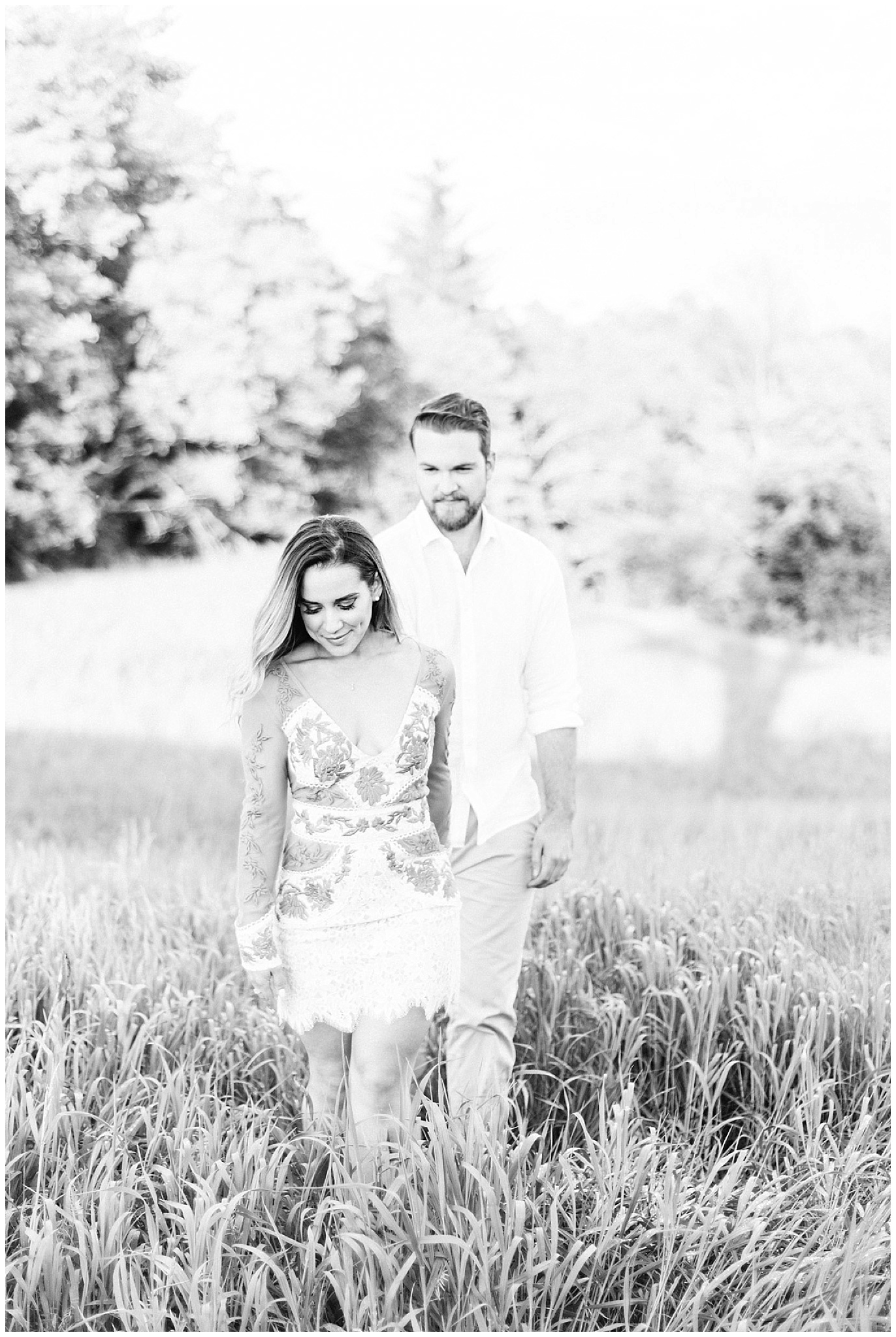 Scotsdale Farm Engagement Session in Georgetown, Ontario by Jenn Kavanagh Photography