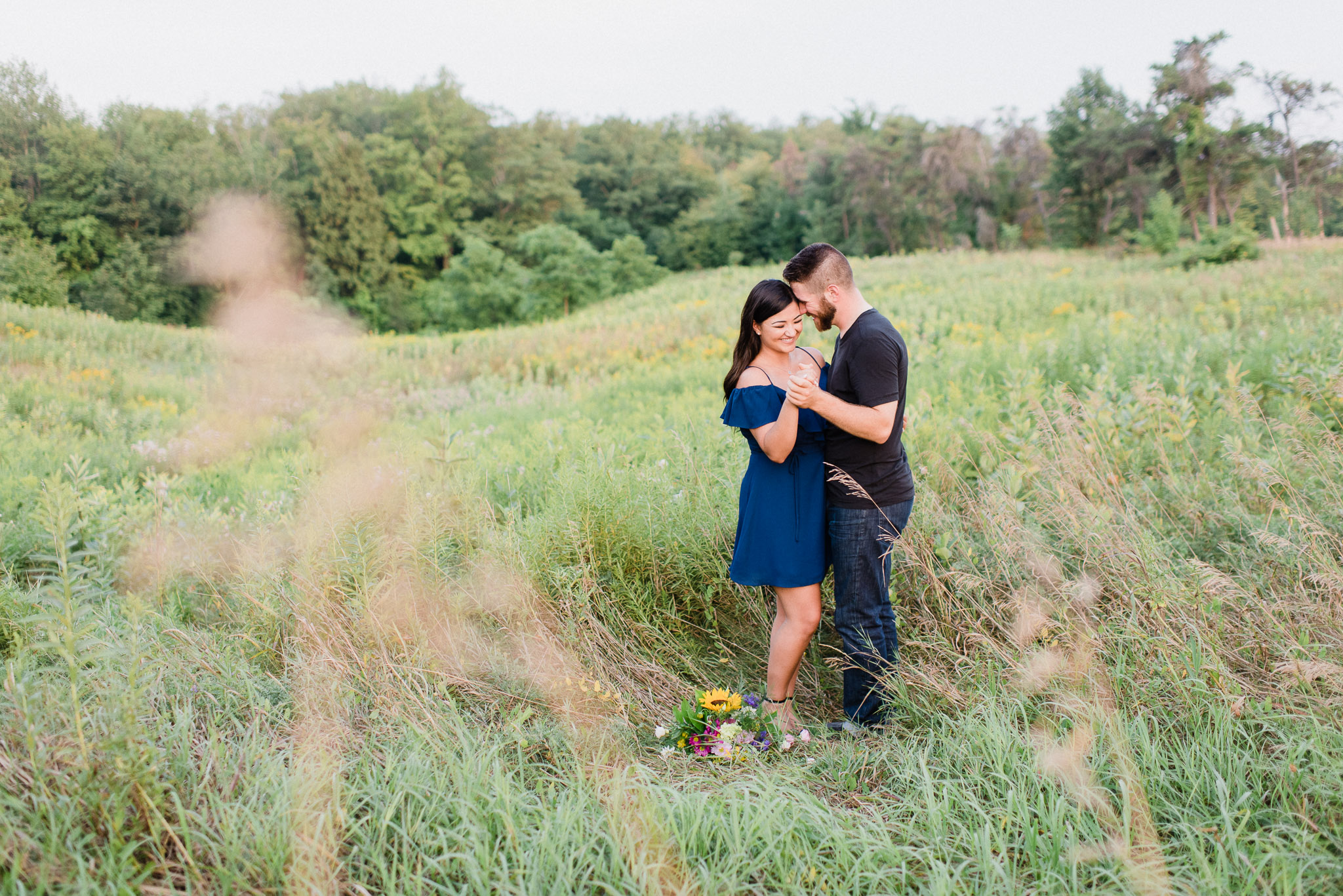 Scotsdale Farm Engagement Session by Jenn Kavanagh Photography