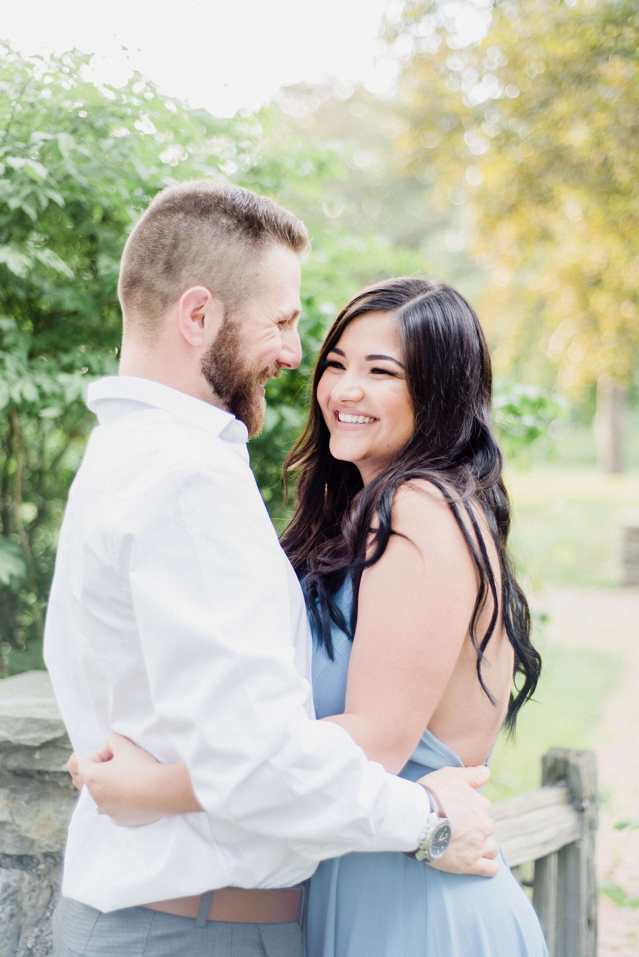 Georgetown, Engagement Session by Jenn Kavanagh Photography