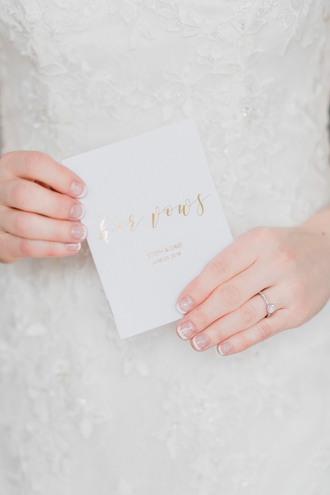 Vow Books | Photographed by Jenn Kavanagh Photography