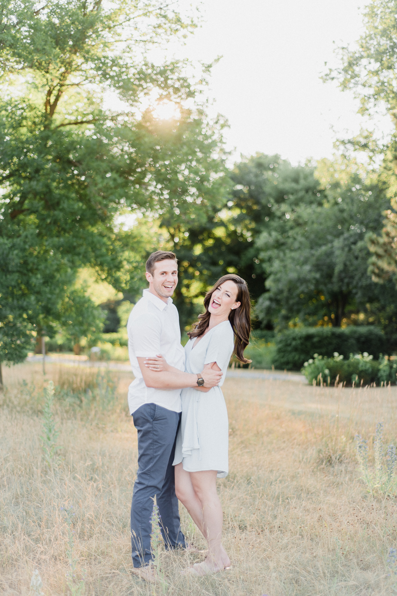 Sunnidale Park engagement photos by Jenn Kavanagh Photography