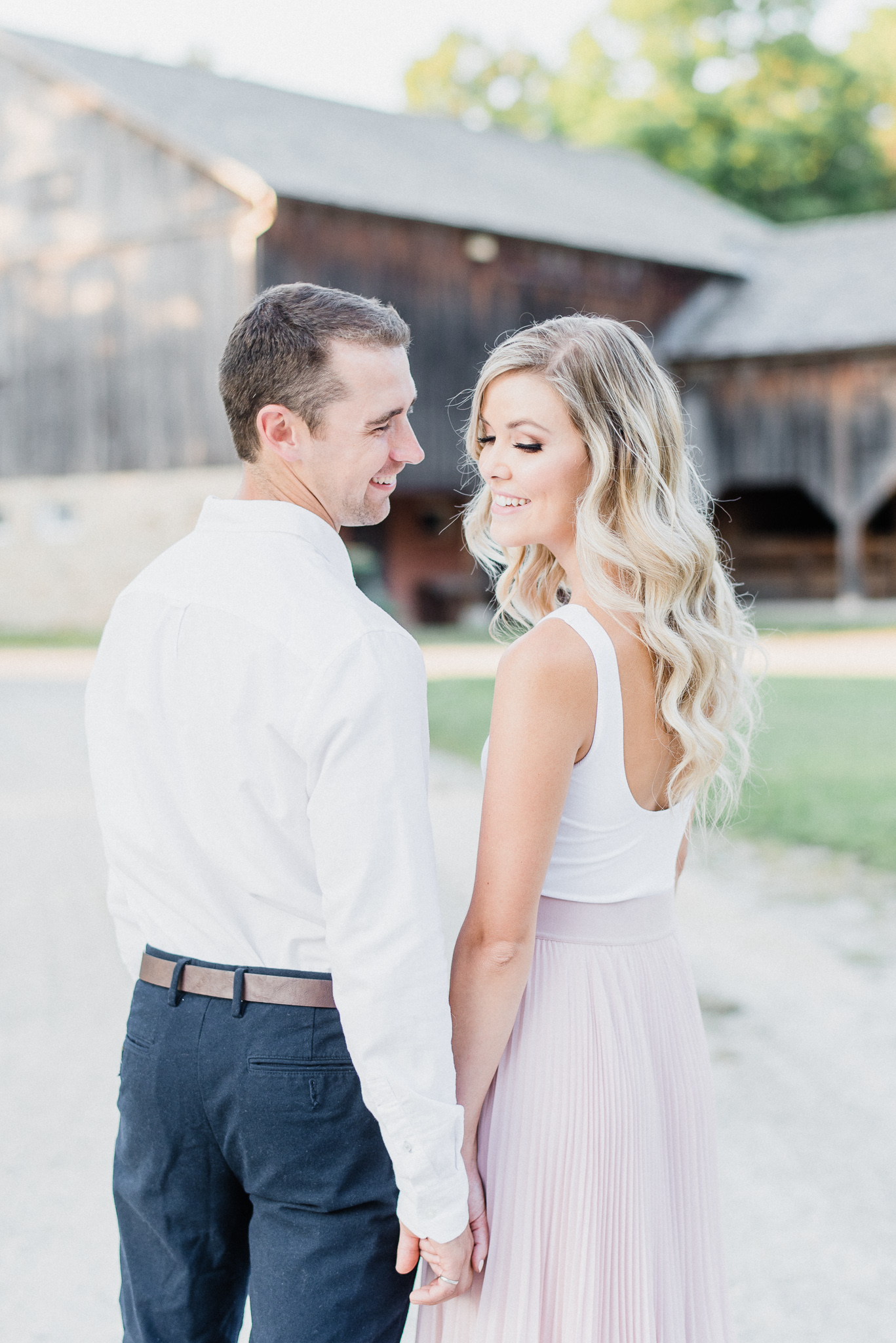 Bronte Creek Engagement Session by Jenn Kavanagh Photography