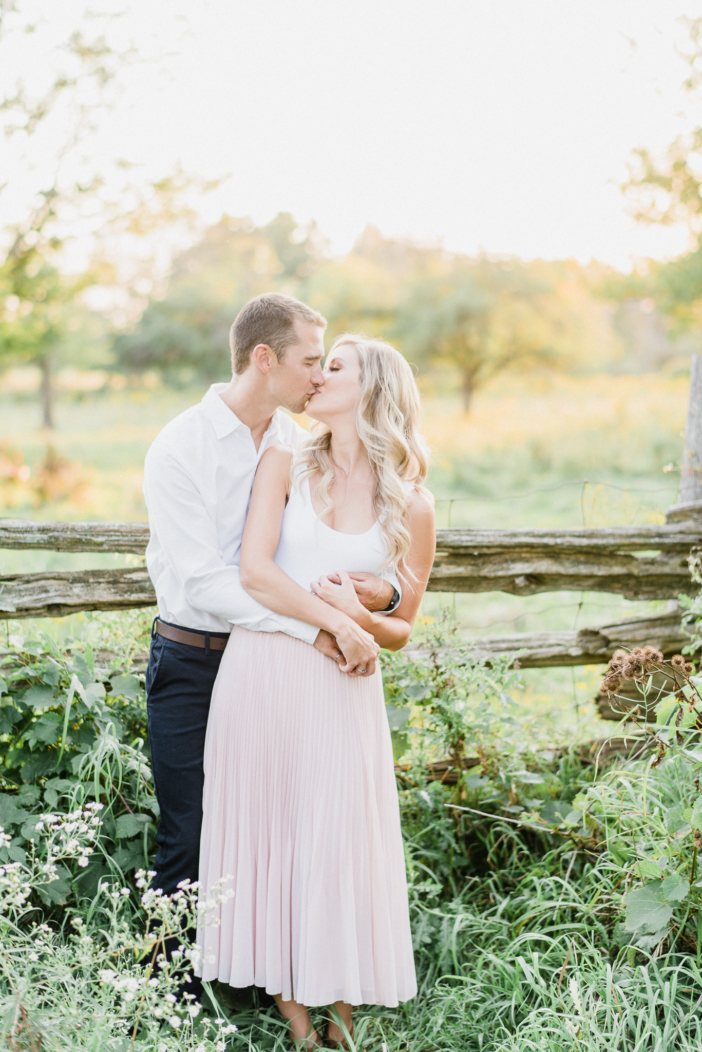 Bronte Creek Provincial Park Engagement Photos by Jenn Kavanagh Photography