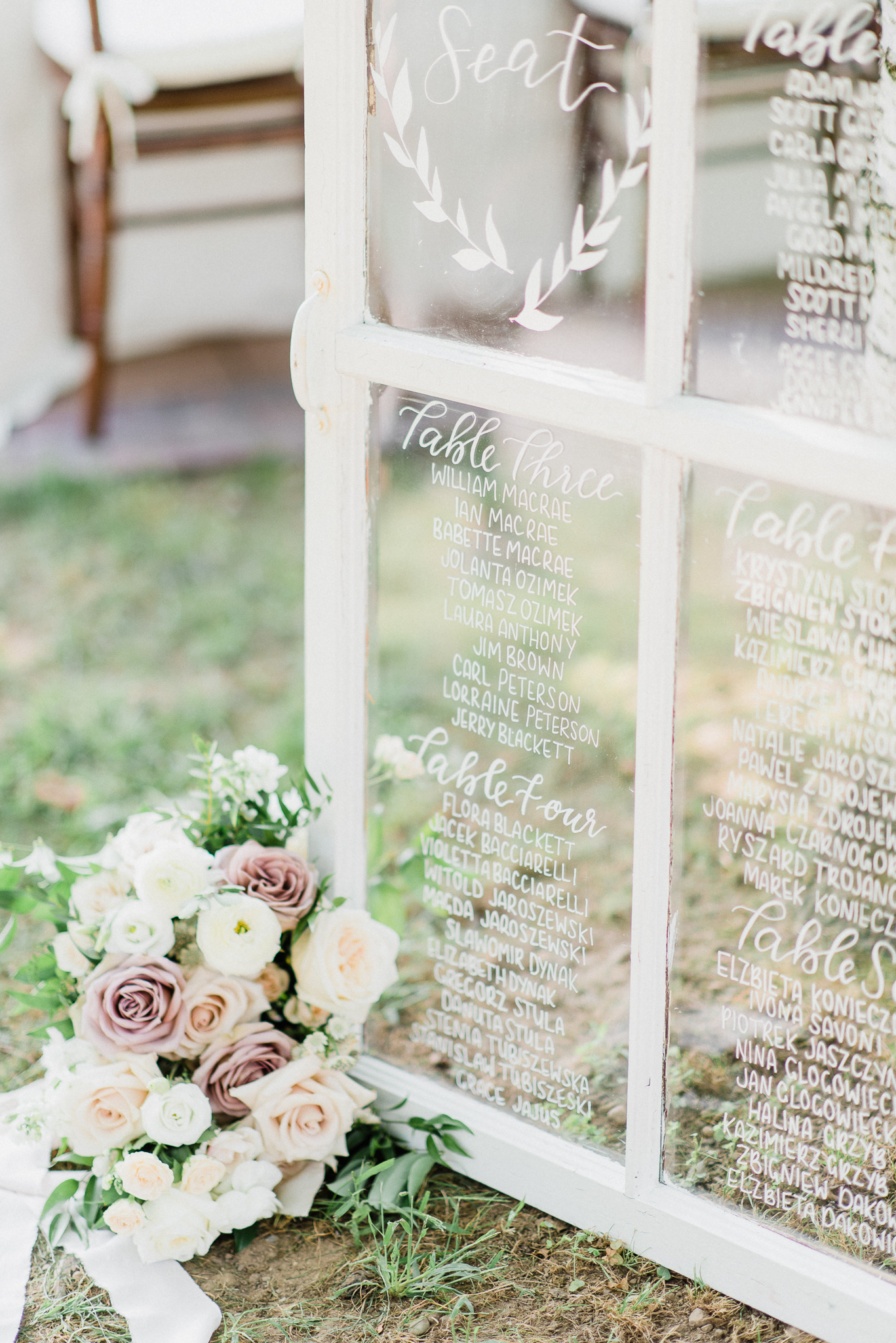 Gracewood Estates at Kurtz Orchards wedding by Jenn Kavanagh Photography