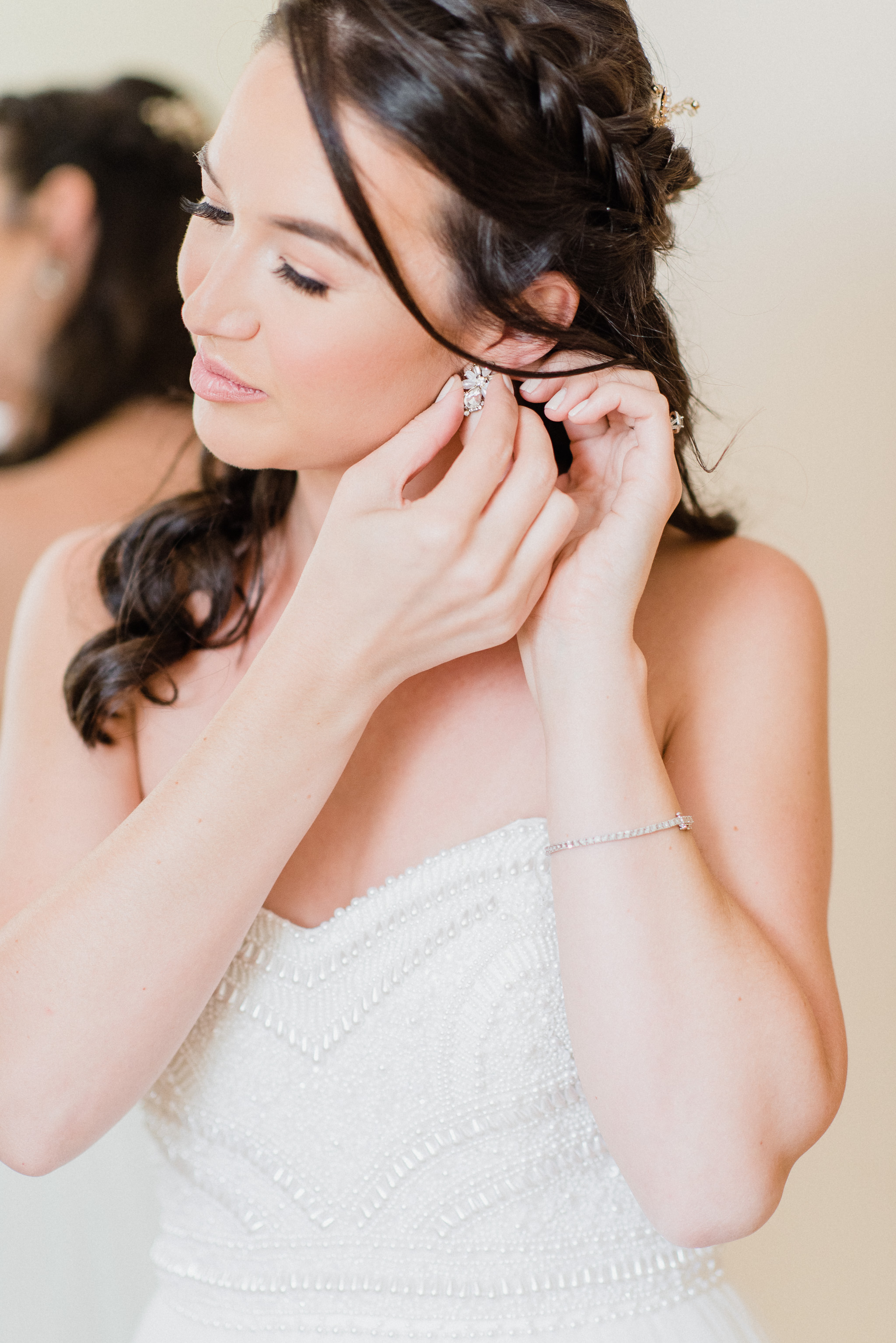 Fine art bridal details by Jenn Kavanagh Photography