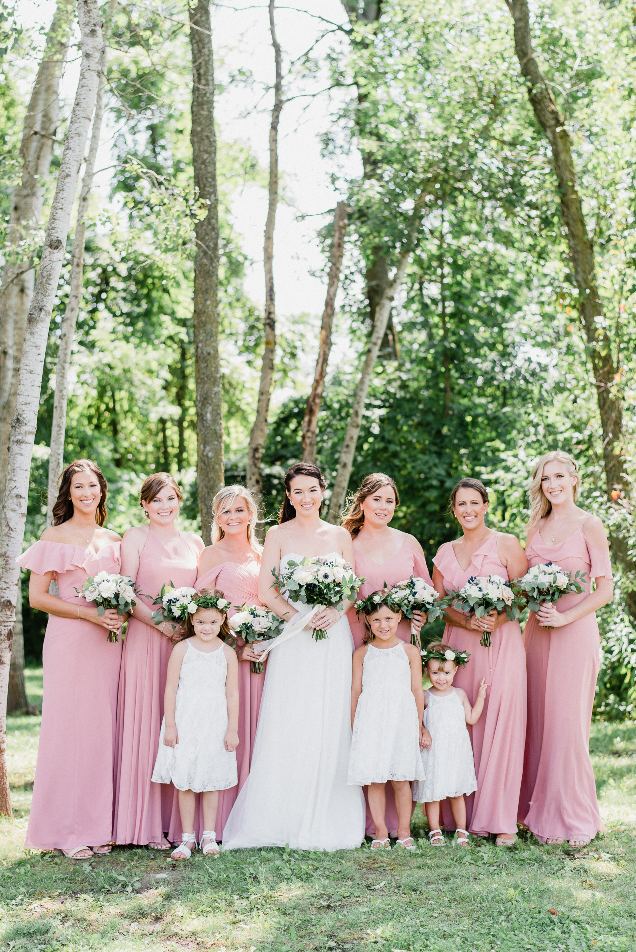 Holland Marsh Wineries wedding by Jenn Kavanagh Photography | Newmarket, Ontario Wedding