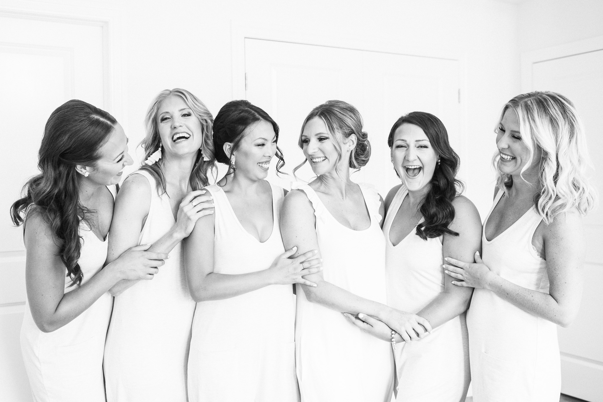 Bridesmaids Onesie | Jenn Kavanagh Photography