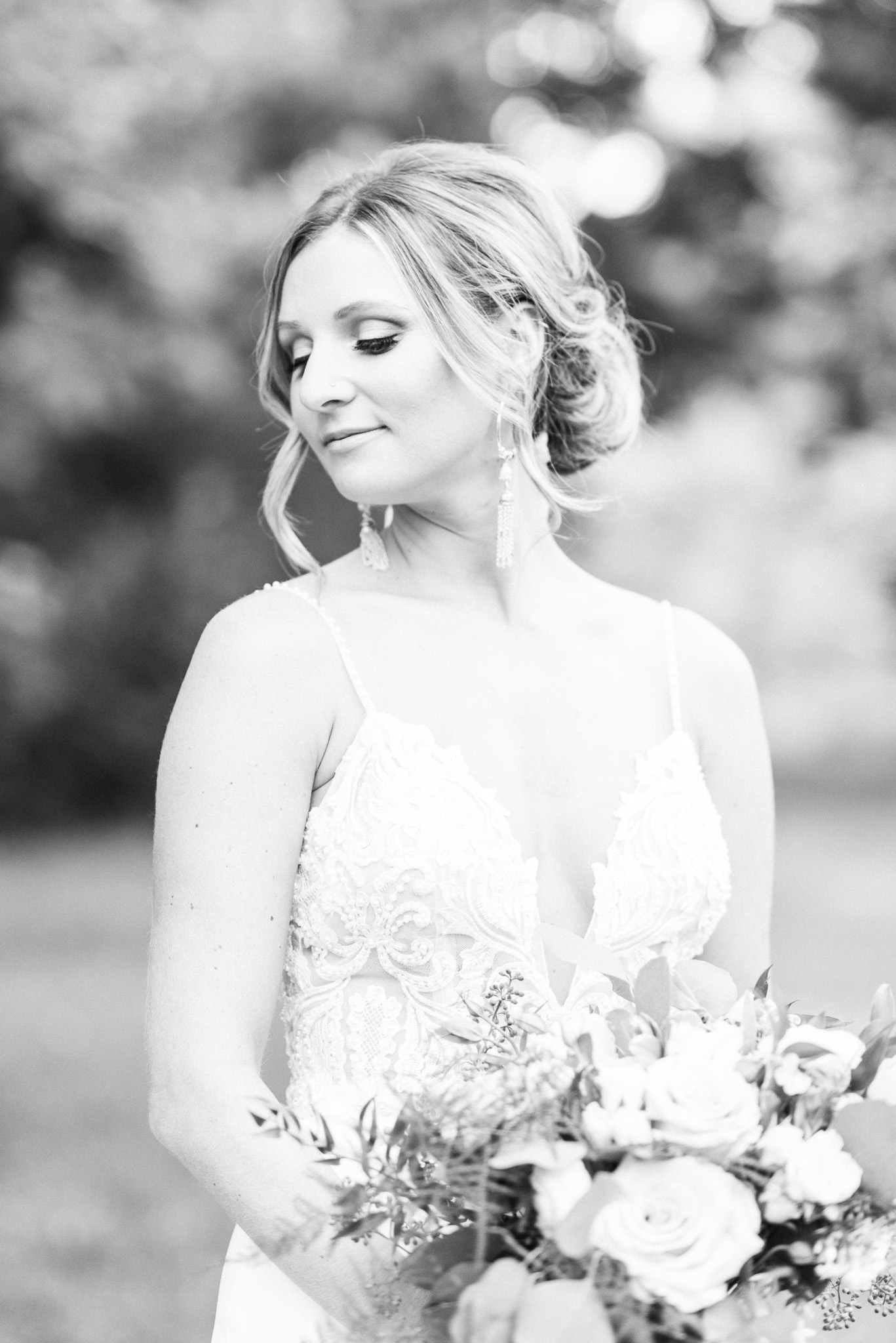 Made With Love gown via Pearl Bridal House, photographed by Jenn Kavanagh Photography