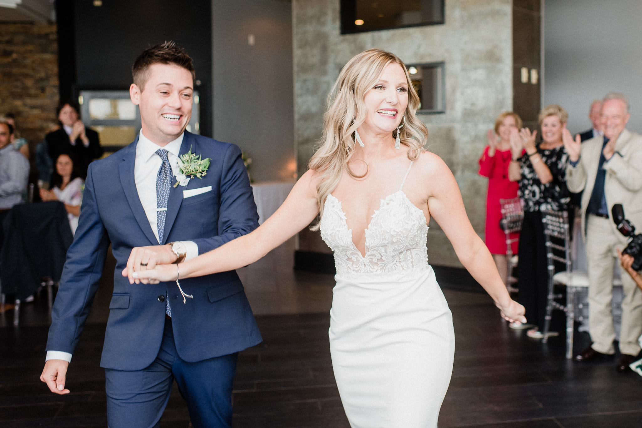 Harbour Banquet Centre Wedding by Jenn Kavanagh Photography