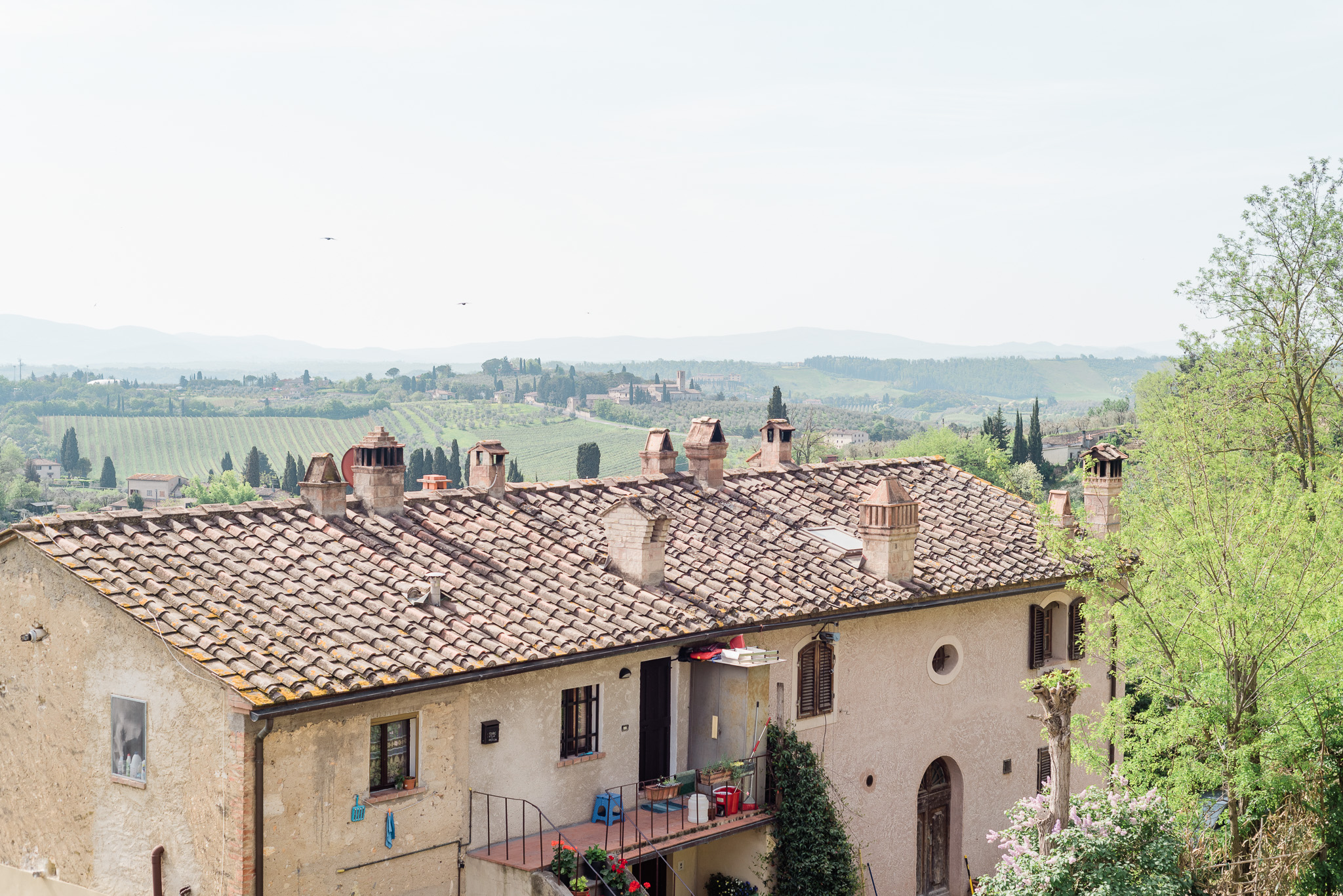 San Gimignano, Tuscany, Italy  | Two Weeks in Italy by Jenn Kavanagh Photography