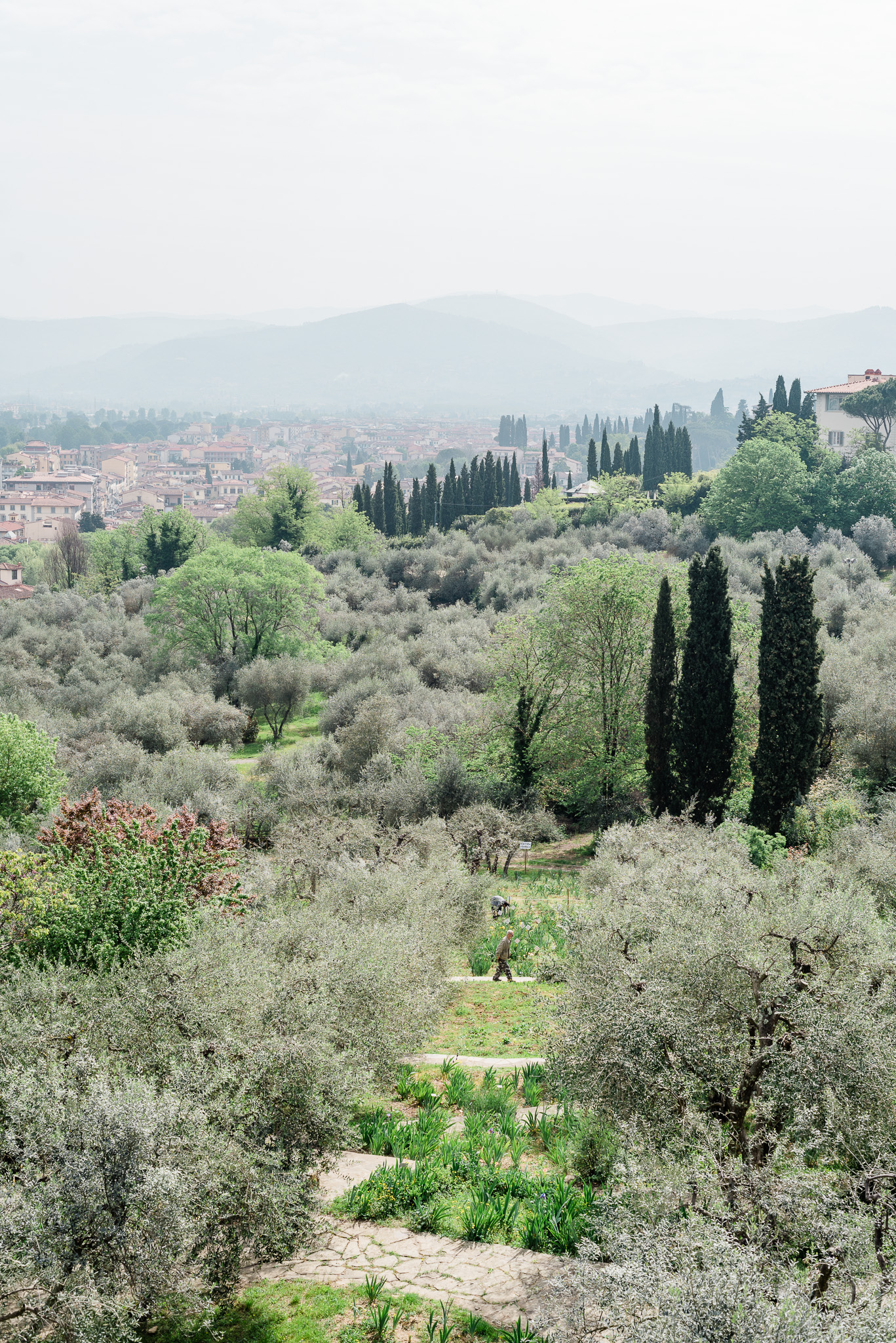 Piazzale Michelangelo, Florence, Italy  | Two Weeks in Italy by Jenn Kavanagh Photography
