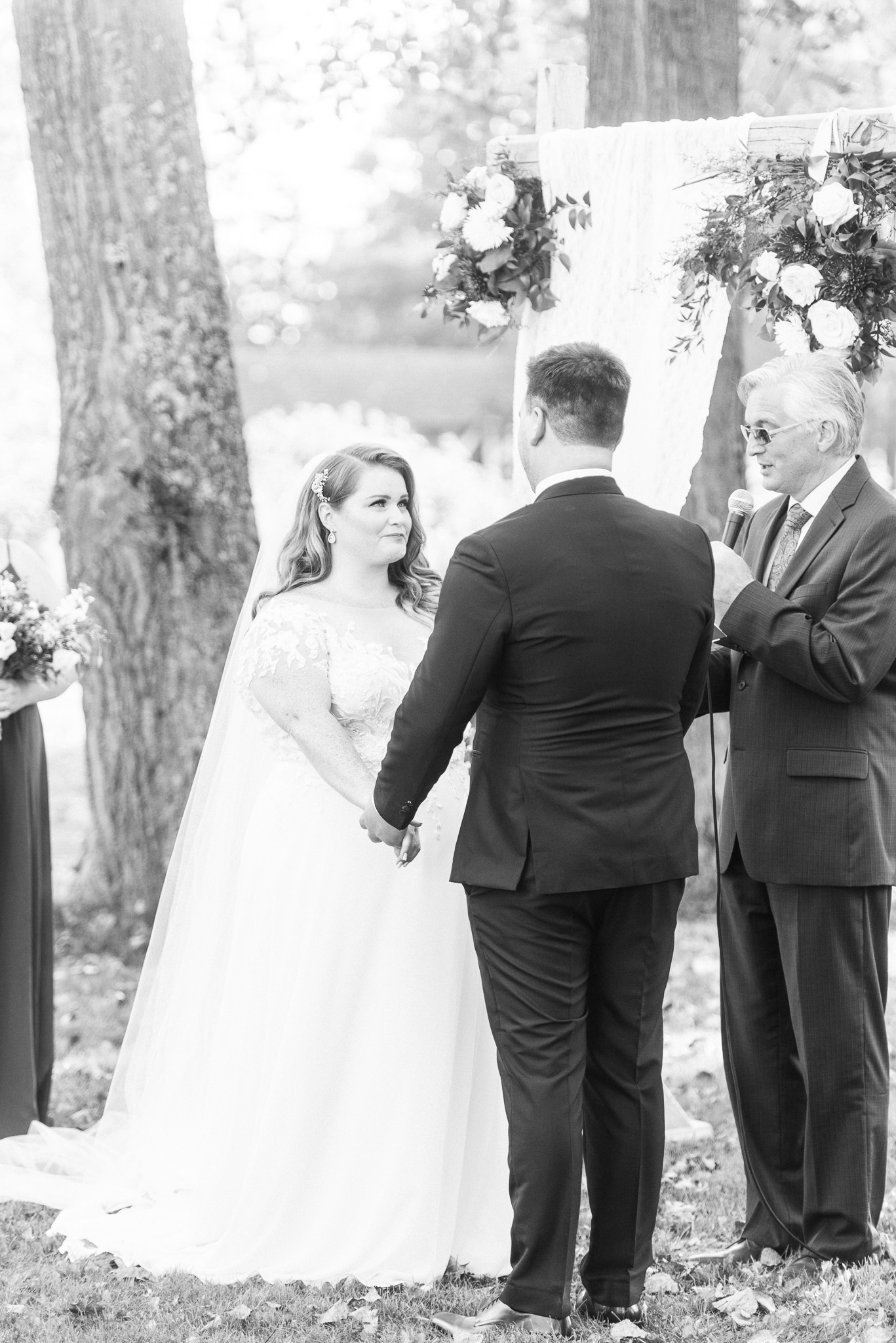 September Wedding at Tralee Wedding Facility by Jenn Kavanagh Photography