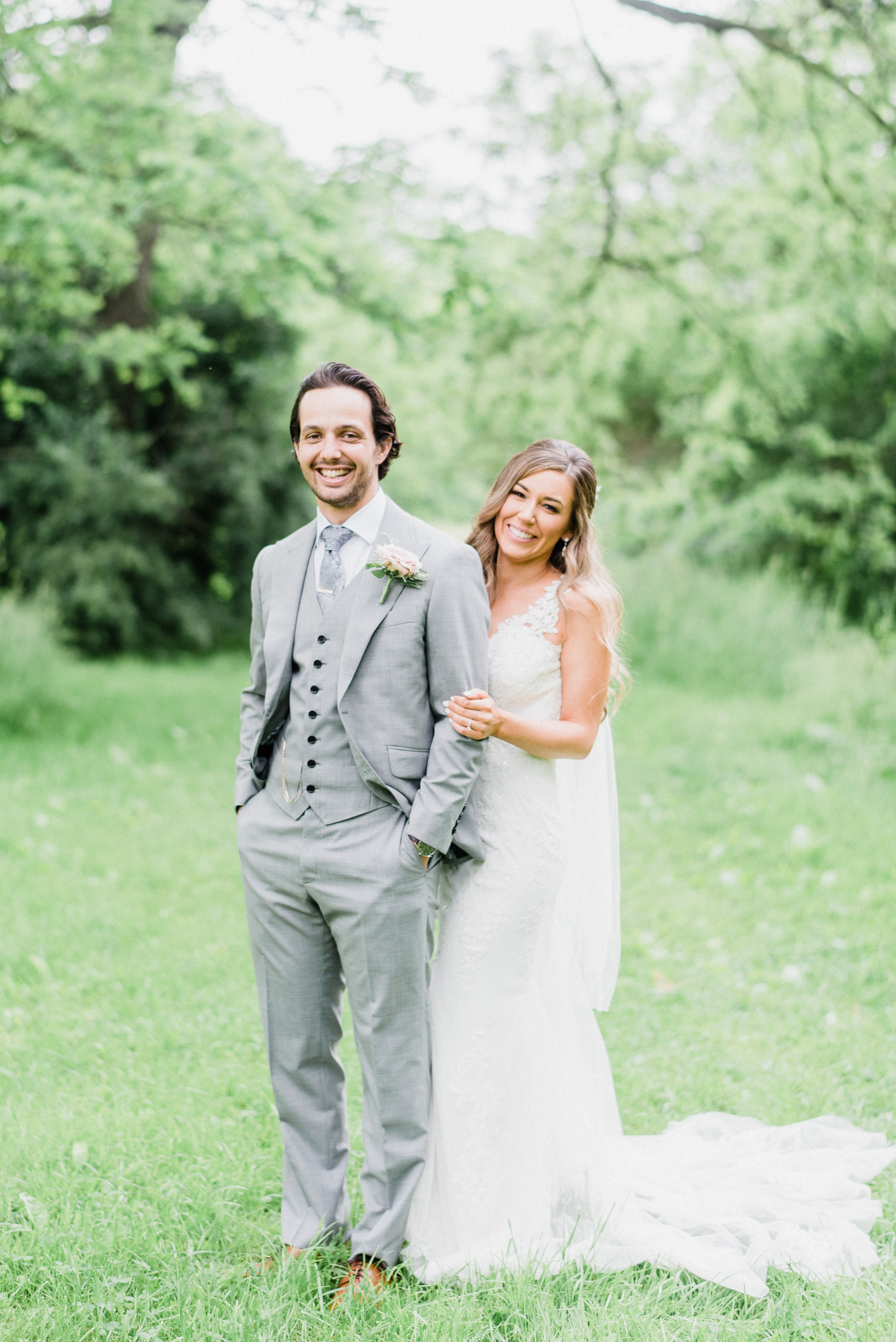 Burlington wedding by Jenn Kavanagh Photography