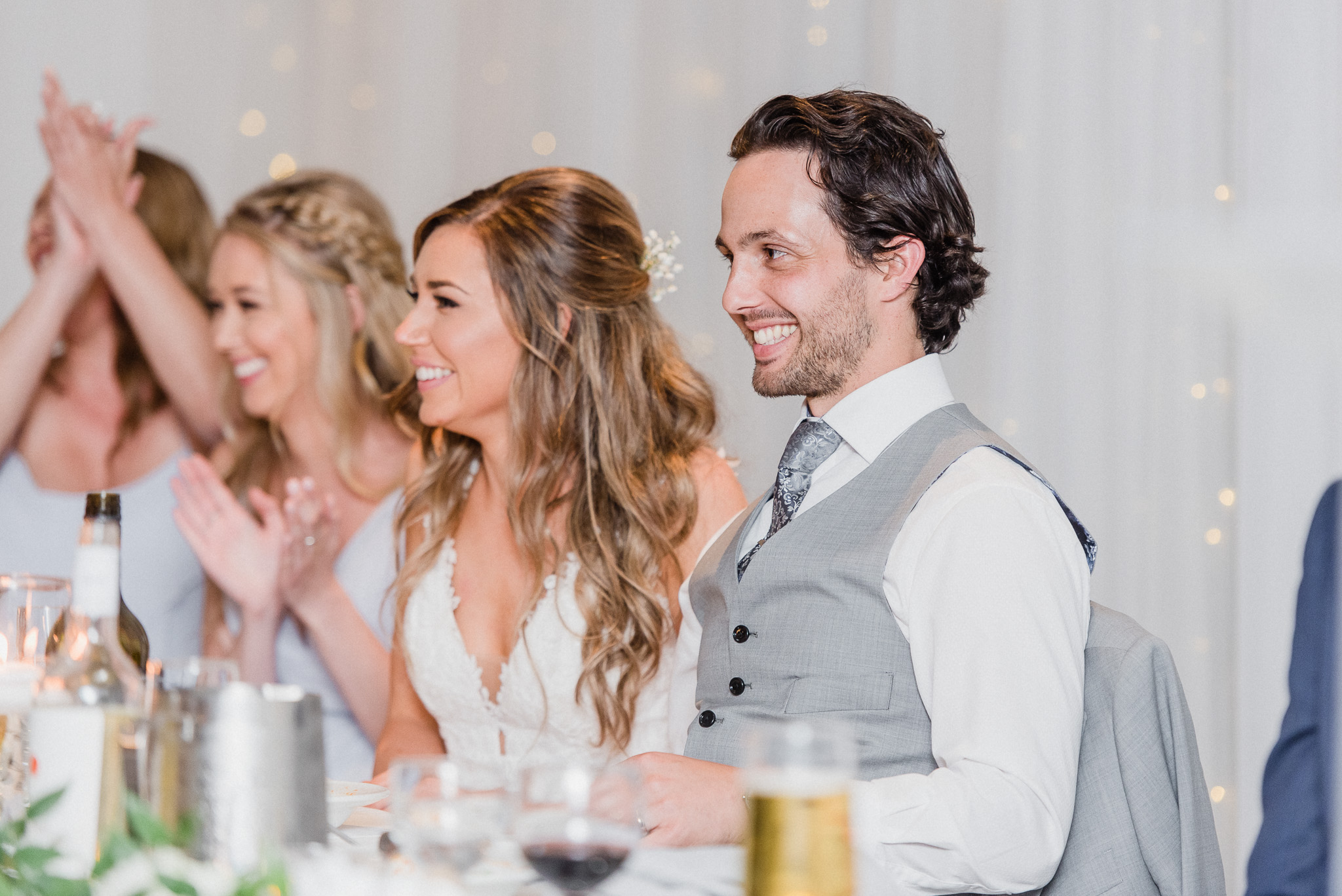 LaSalle Banquet Centre Pavilion Wedding Photos | Jenn Kavanagh Photography