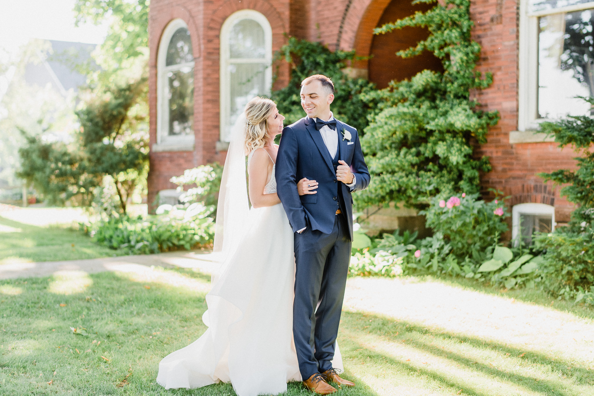 Jordan, Ontario wedding by Jenn Kavanagh Photography