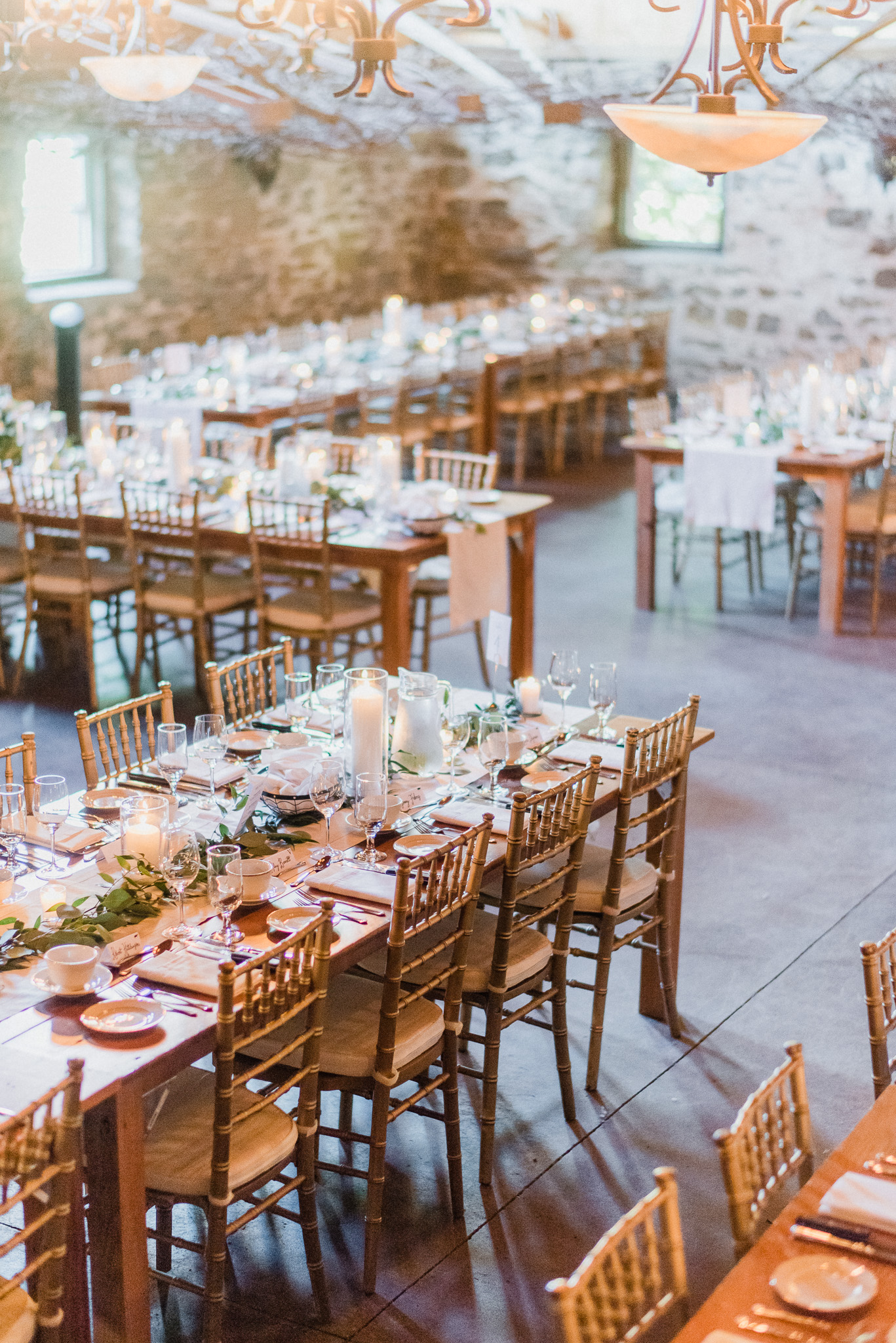 Candlelit Honsberger Estate Winery Wedding by Jenn Kavanagh Photography