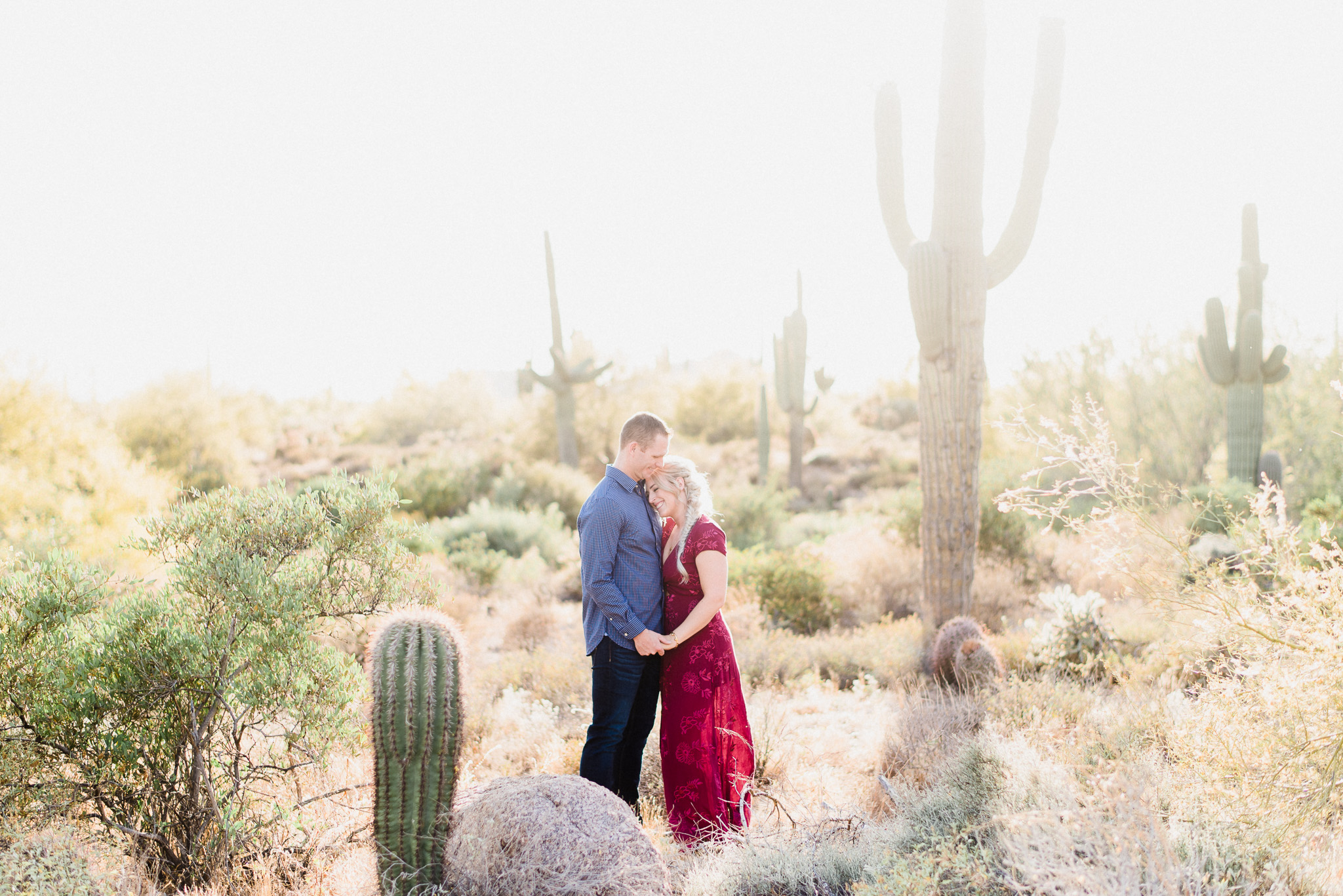 Phoenix Engagement Session by Jenn Kavanagh Photography