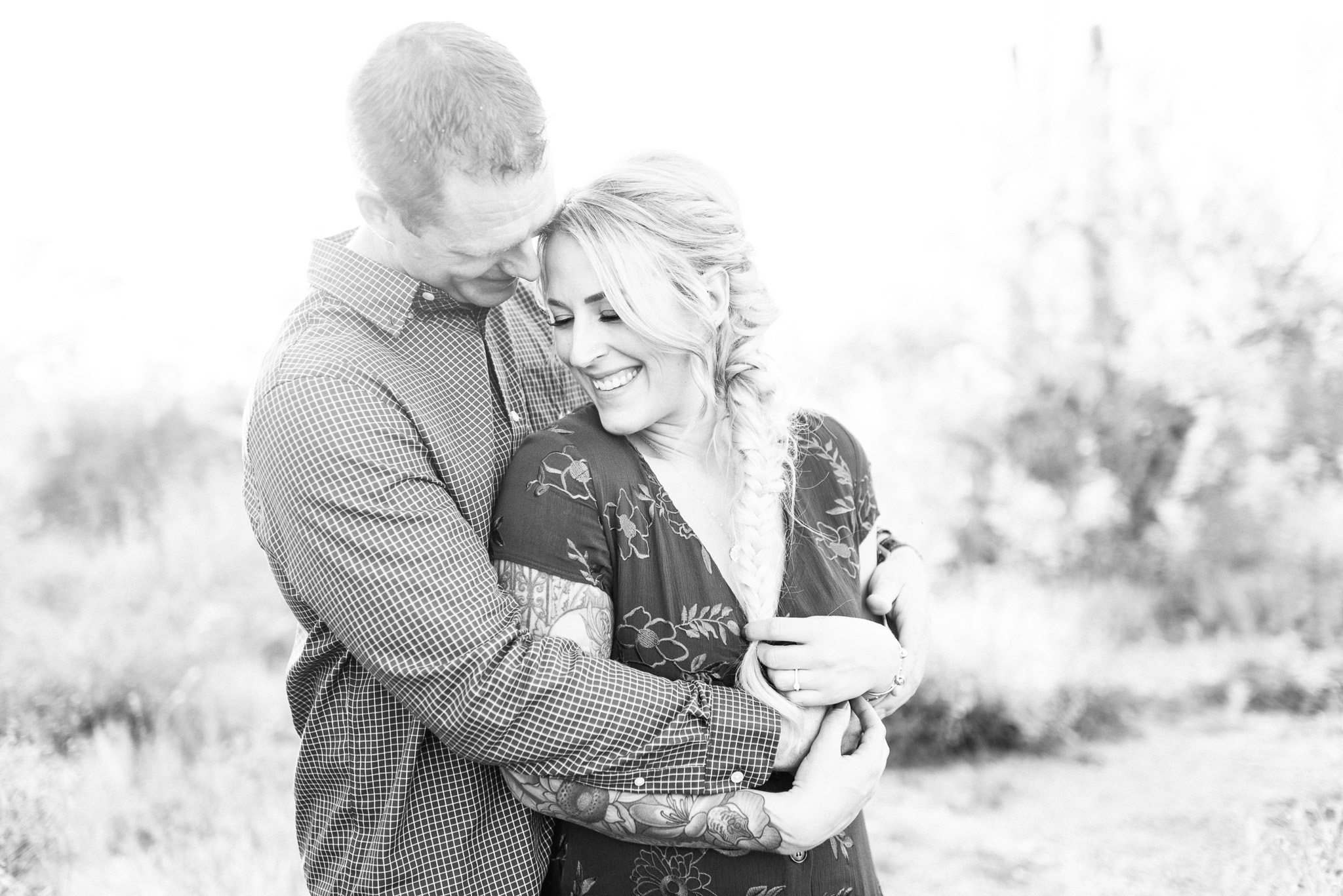Arizona Engagement Session by Jenn Kavanagh Photography