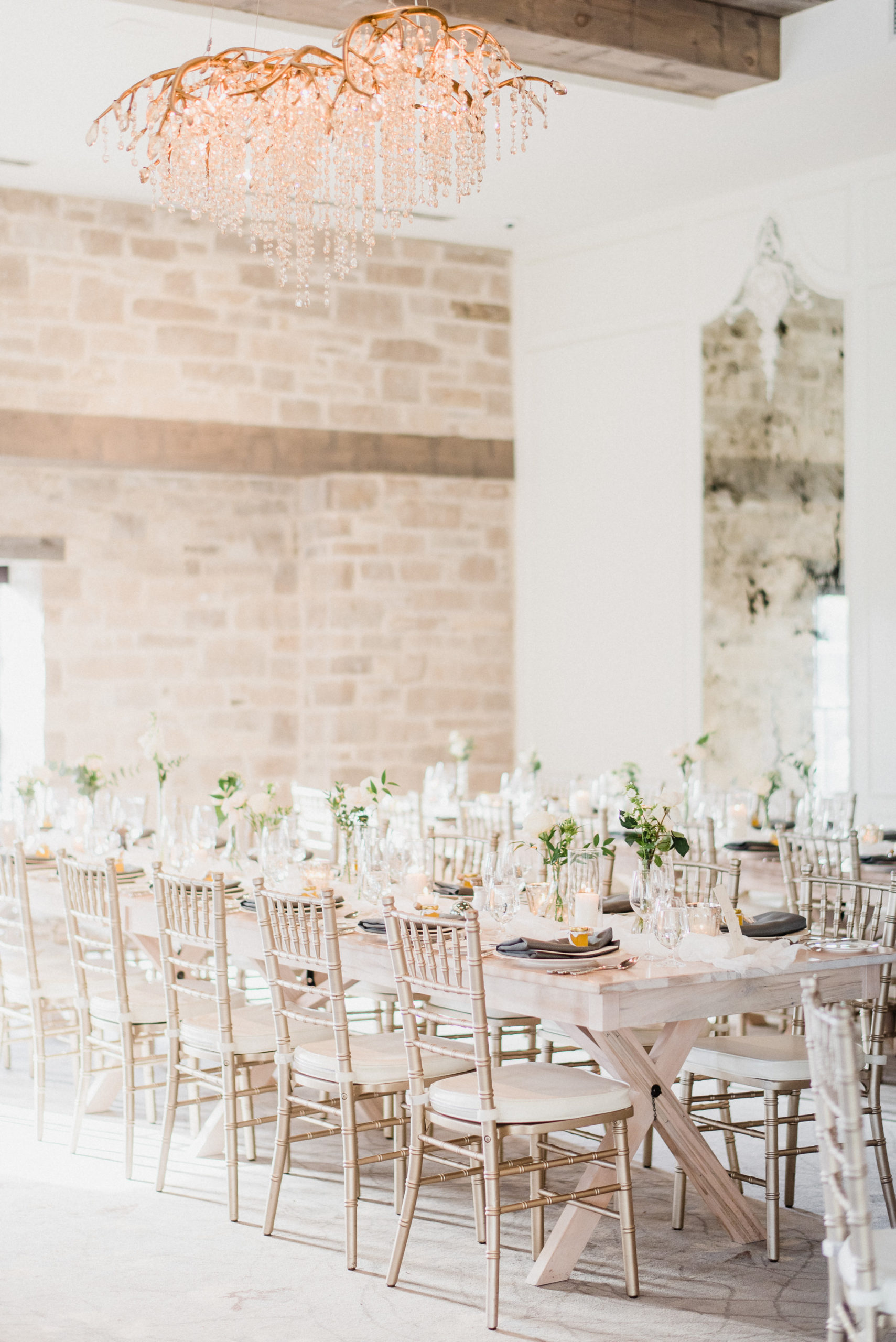 The Grand Room at The Elora Mill | Jenn Kavanagh Photography