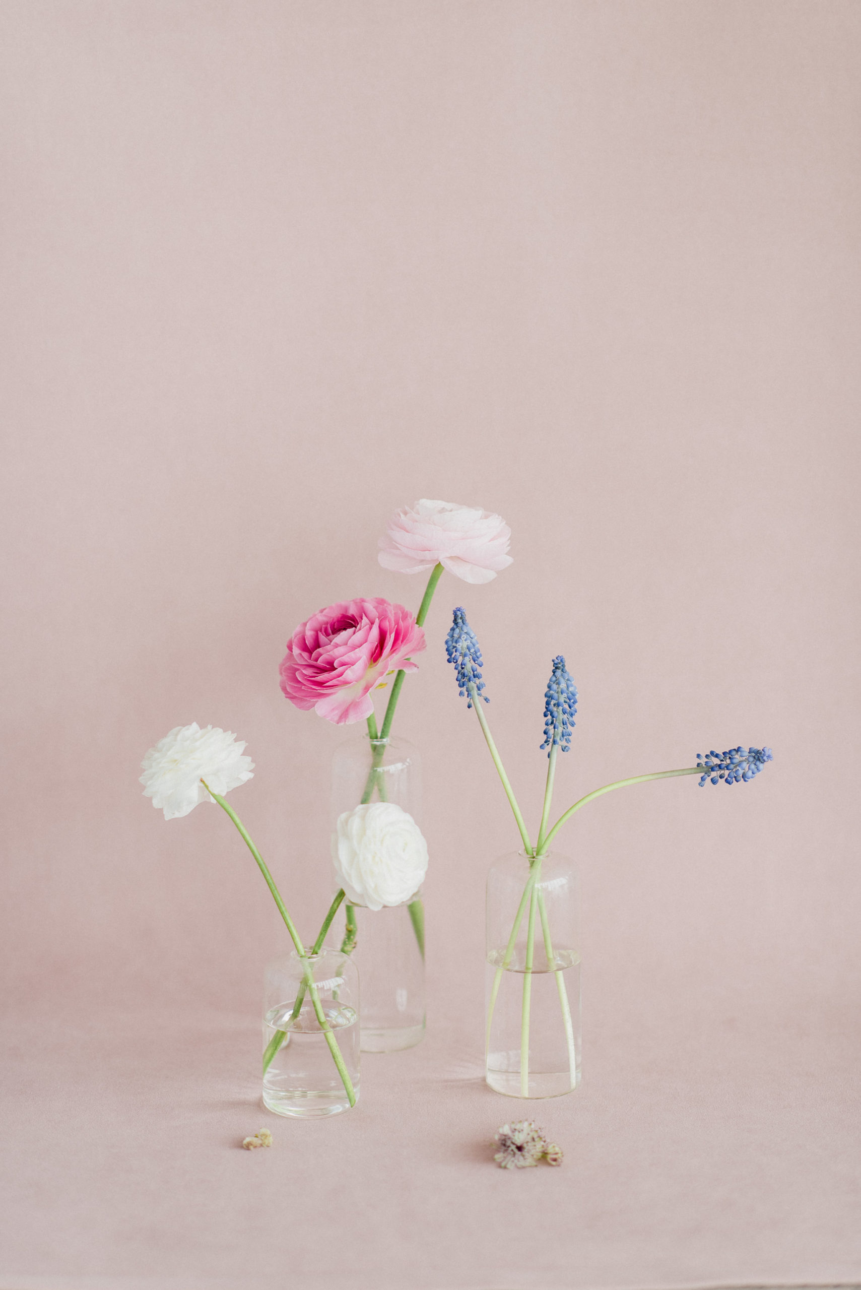 Colourful and bright florals by Quill + Oak | Jenn Kavanagh Photography