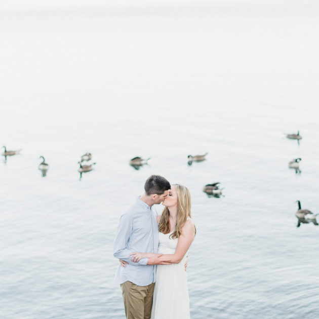 Burlington Engagement Session