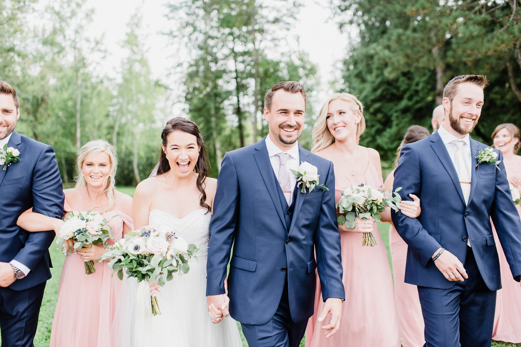 Holland Marsh Wineries wedding photos by Jenn Kavanagh Photography