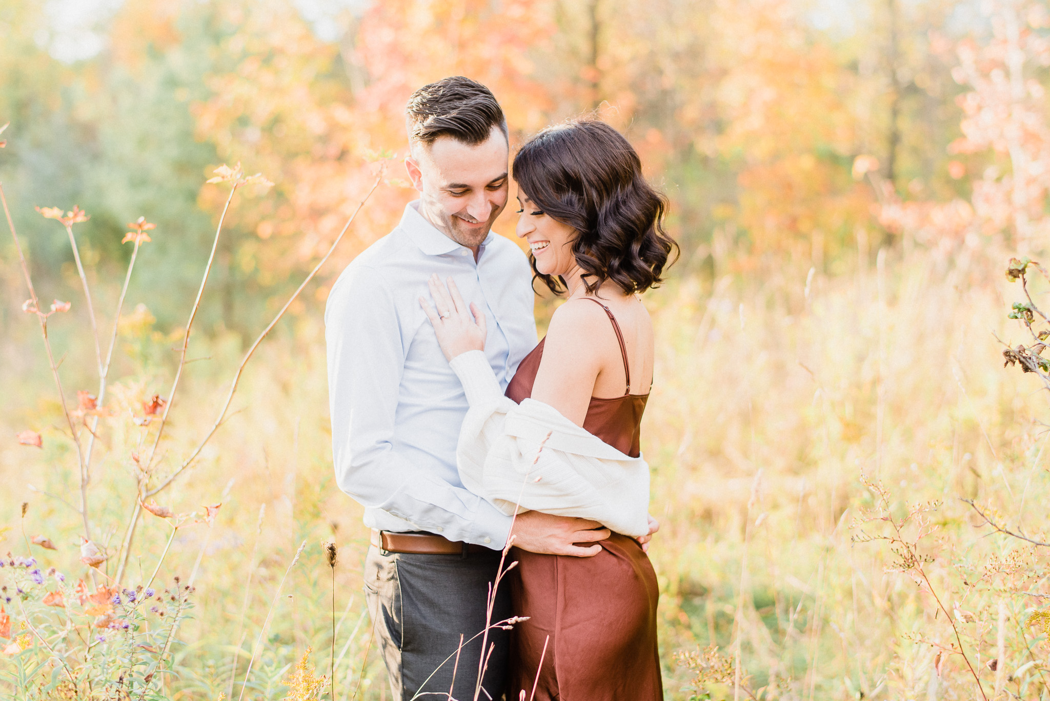 October Engagement Session by Jenn Kavanagh Photography
