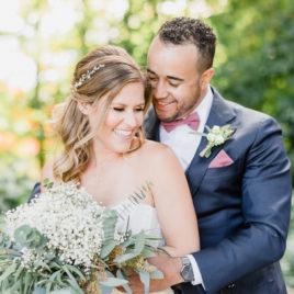 Markland Wood Wedding